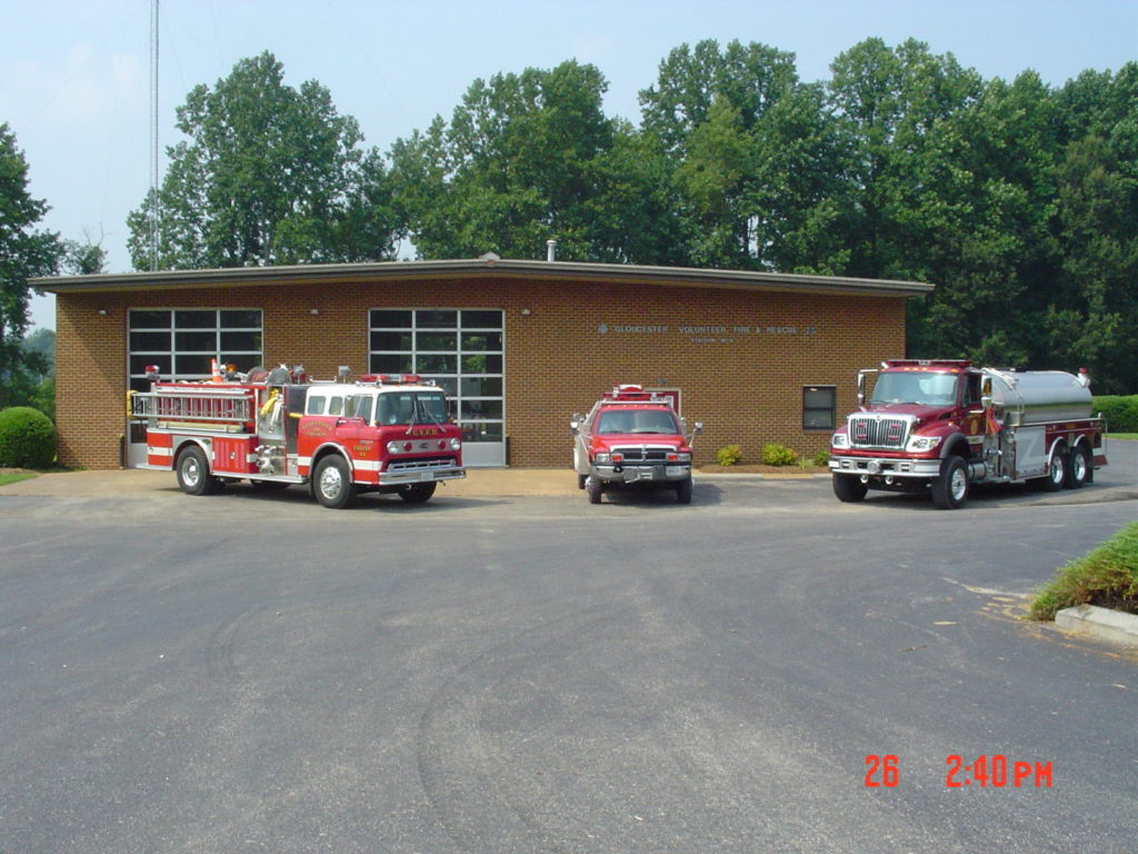 The station is home to:  1 Engine 1 Brush truck, a 3000 gallon tanker and 2 medic units.