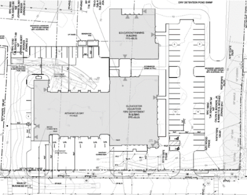 Station 1 Concept Drawing floor plan